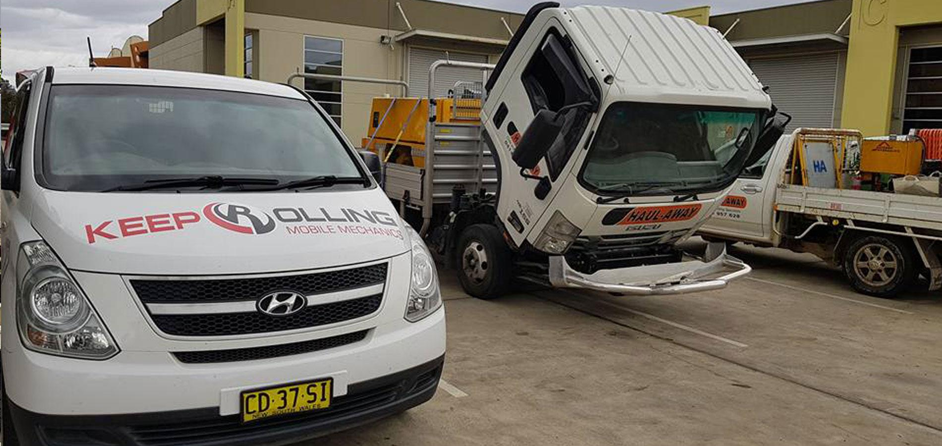Light Truck Services and repairs