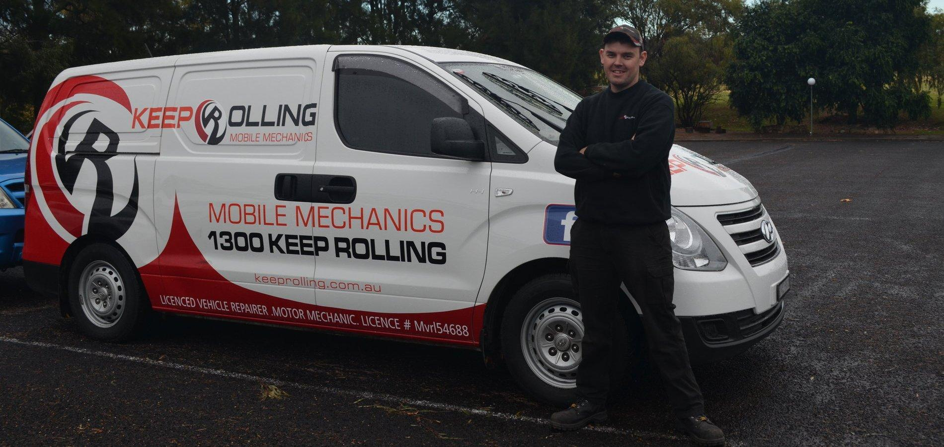 Western Sydney's Favorite Mobile Mechanic